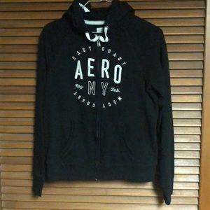 Black Aero hoodie